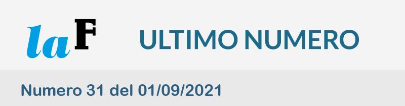 Numero 31 del 01/09/2021