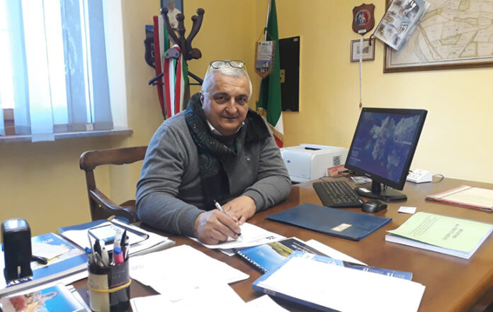 Giuseppe Chiavassa, sindaco di Centallo