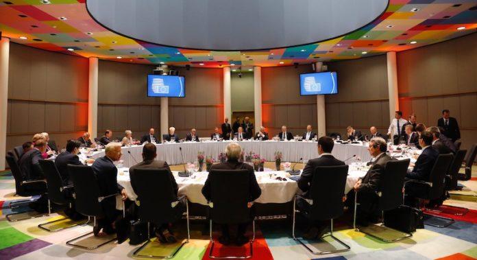 Consiglio Europeo 29 maggio a Bruxelles