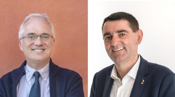 Paolo Cortese e Dario Tallone