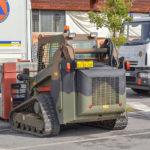 Esercito e protezione civile esercitazione a Fossano