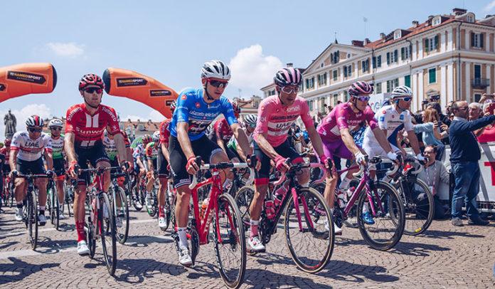 La tappa Cuneo-Pinerolo, il Giro d'Italia ha celebrato Fausto Coppi