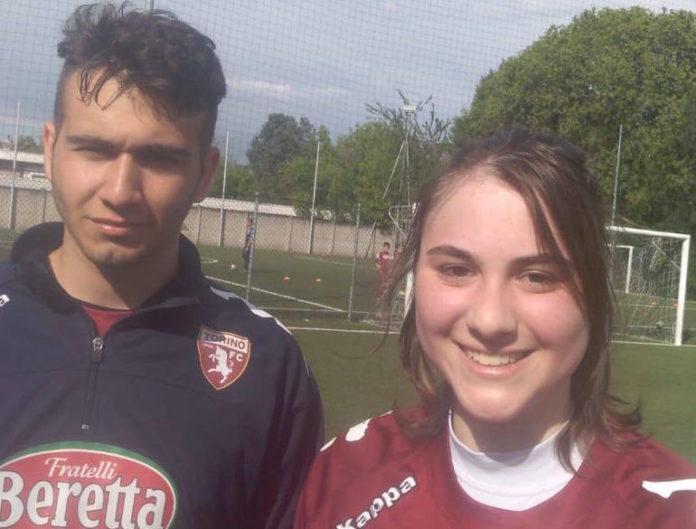 Giulia Costanzi Porrini e Alessio Costamagna al Winners cup