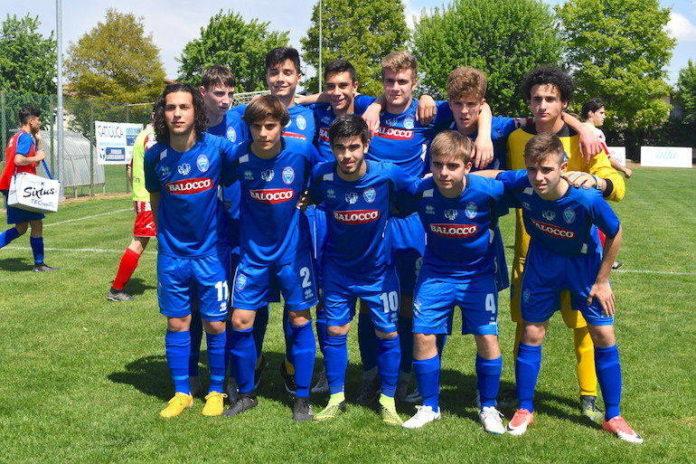Gli allievi 2003 del Fossano battono 3-1 l'Olmo e qualificano i 2004 ai regionali