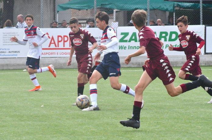 Il Bologna batte nella finale il Torino e vince il trofeo Balocco Crf a Fossano