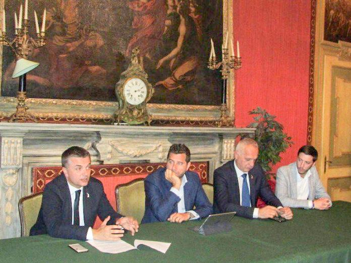 Il vice-ministro Rixi a Fossano fa il punto sulla tangenziale