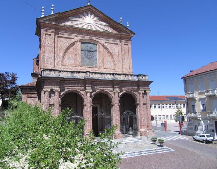 La chiesa parrocchiale di Trinità
