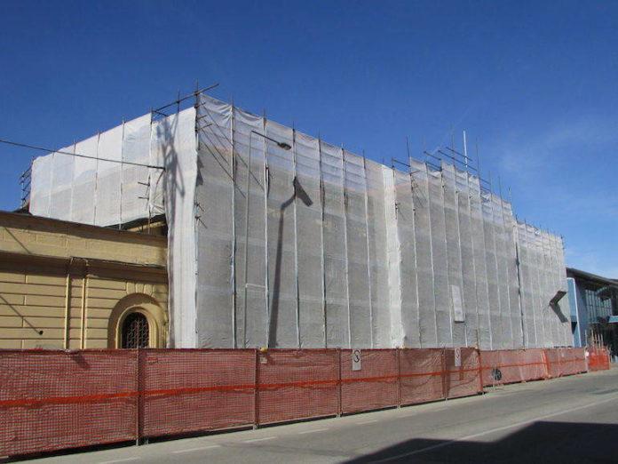 Stazione ferroviaria di Fossano lavori di ristrutturazione