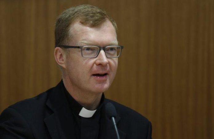 Padre Hans Zollner, membro della Pontificia Commissione per la tutela dei minori
