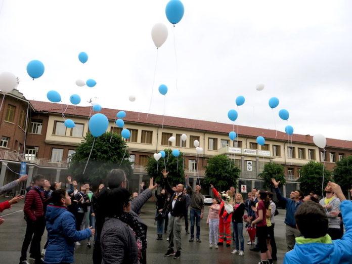 Un momento del memoriale Annalisa Tomatis che si è svolto all'Istituto Salesiani di Fossano