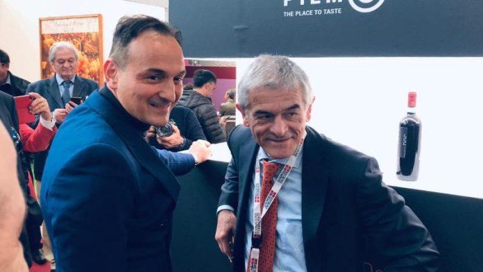 Alberto Cirio e Sergio Chiamparino