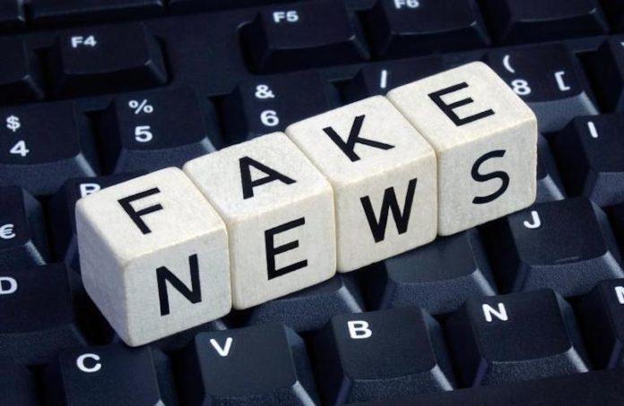 immagine simbolo di fake news