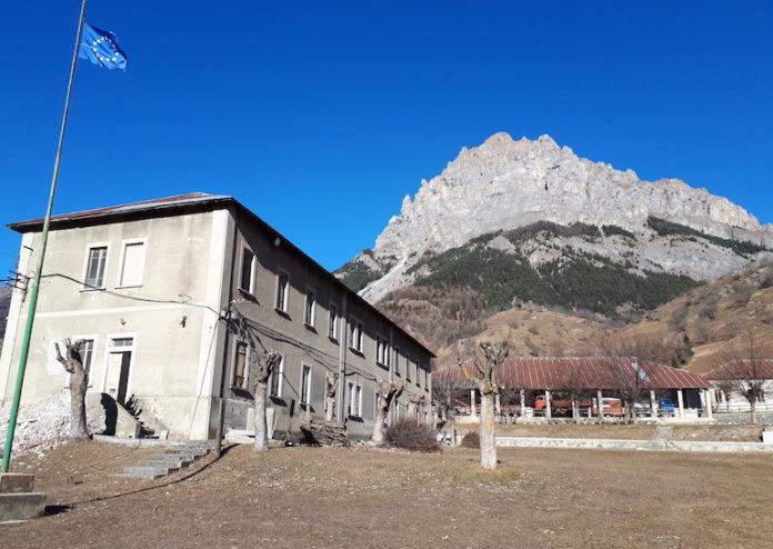 La Casa alpina di Bene Vagienna, nel comune di Sambuco
