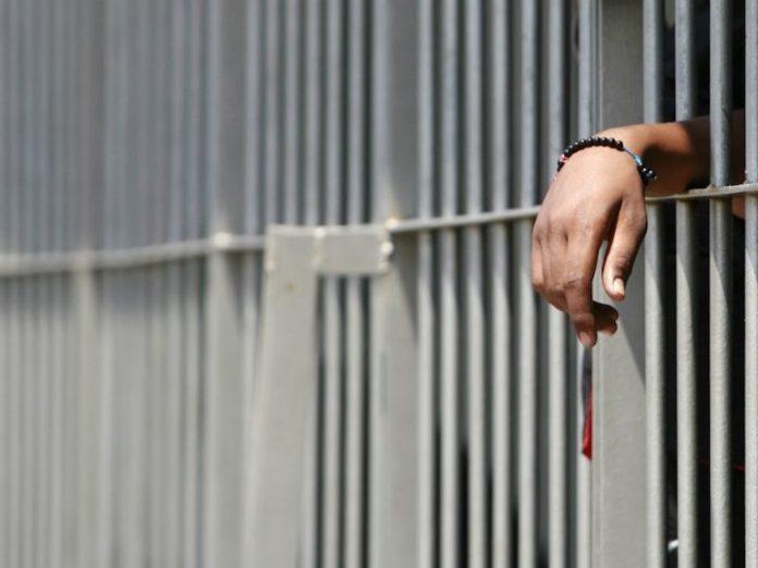 foto di repertorio di un carcere