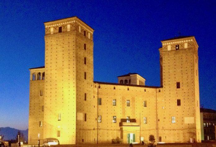 Il castello di Fossano