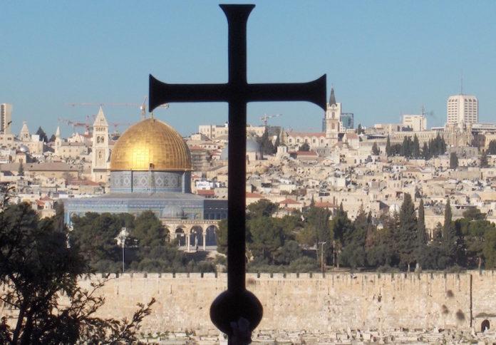 Vista su Gerusalemme Est