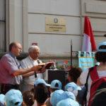 Intitolazione dell'Istituto Comprensivo B di Fossano a Federico Sacco