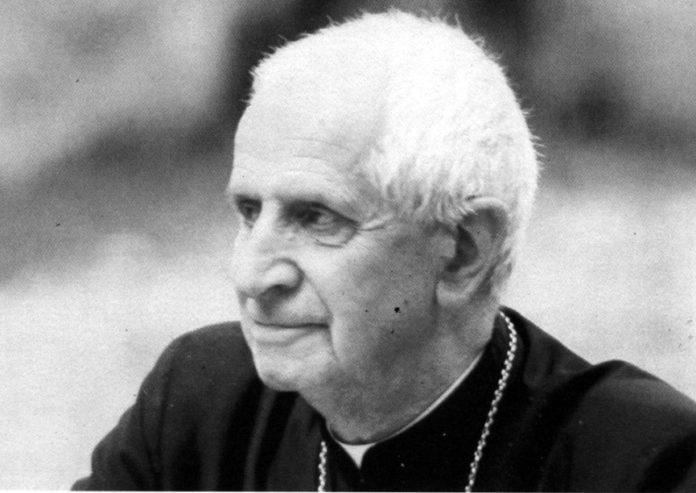 Il cardinal Michele Pellegrino