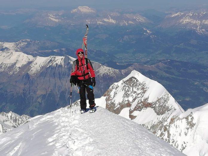 scalata al Monte Bianco di favole, Sacchet e Costamagna