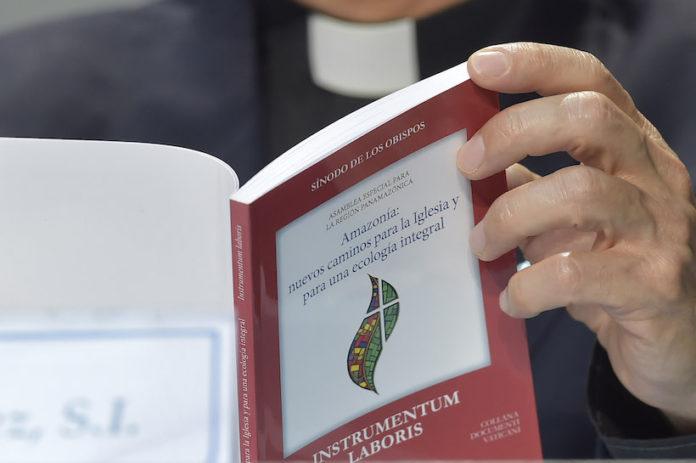 Instrumentum Laboris del Sinodo sull'Amazzonia