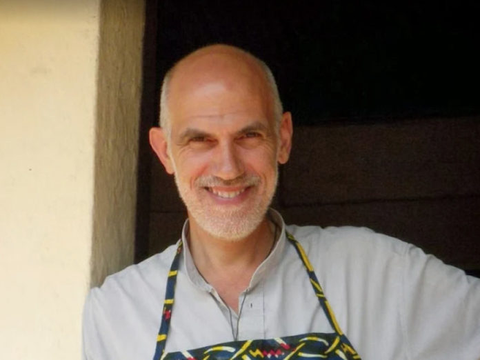 padre Aurelio Gazzera, missionario cuneese da 30 anni nella Repubblica Centrafricana