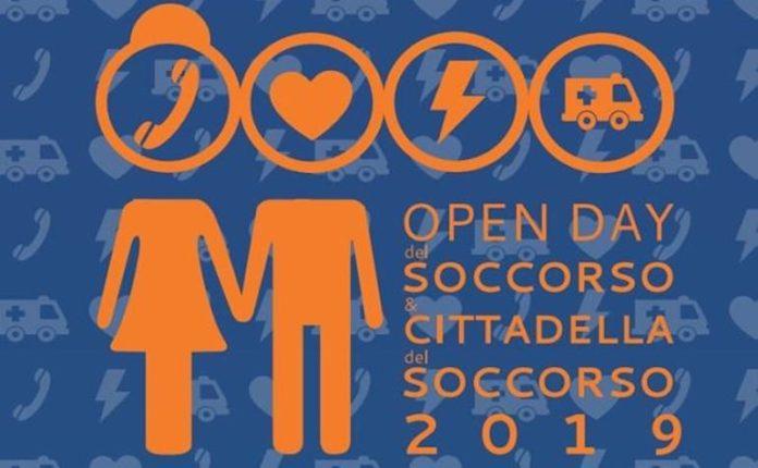 locandina Open Day del Soccorso 2019 a Carrù 2019