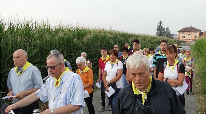 Camminata per don Gerbaudo a Fossano