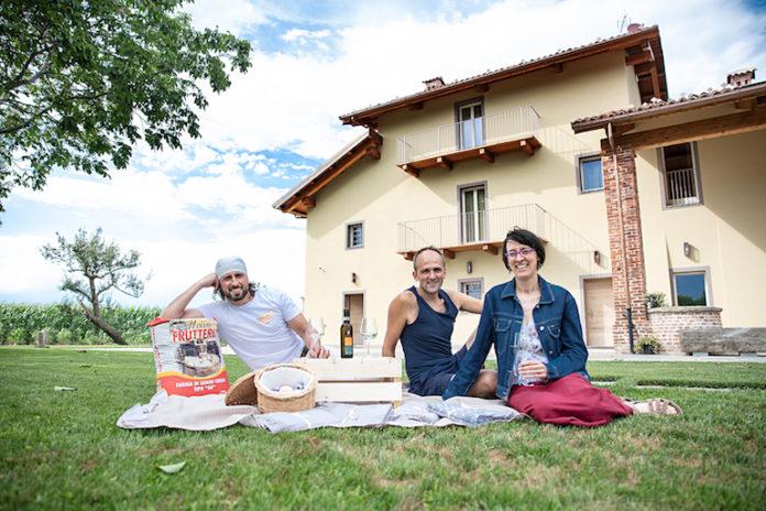 Cascina Fabbrica a Fossano, dove si svolgerà la merenda sinoira