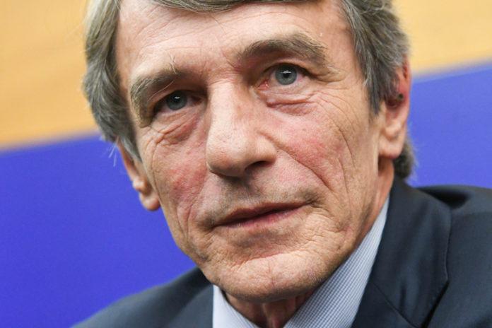 David Maria Sassoli è il nuovo presidente del Parlamento europeo