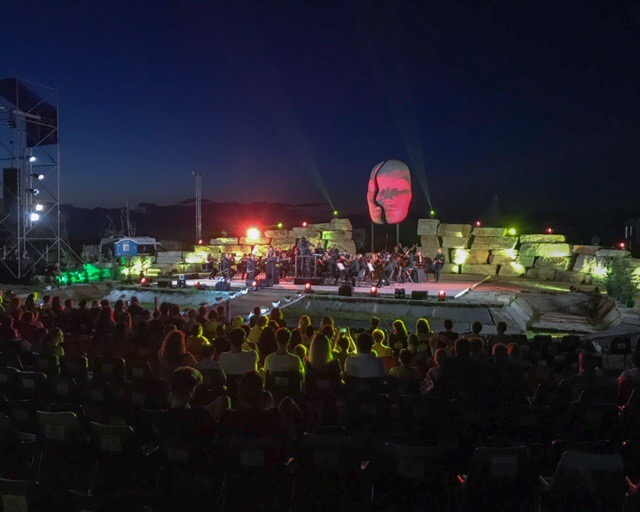 Anima festival concerto
