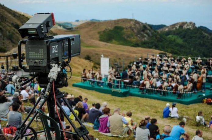Anche in questo 2019 le telecamere della Rai filmeranno il Concerto di ferragosto