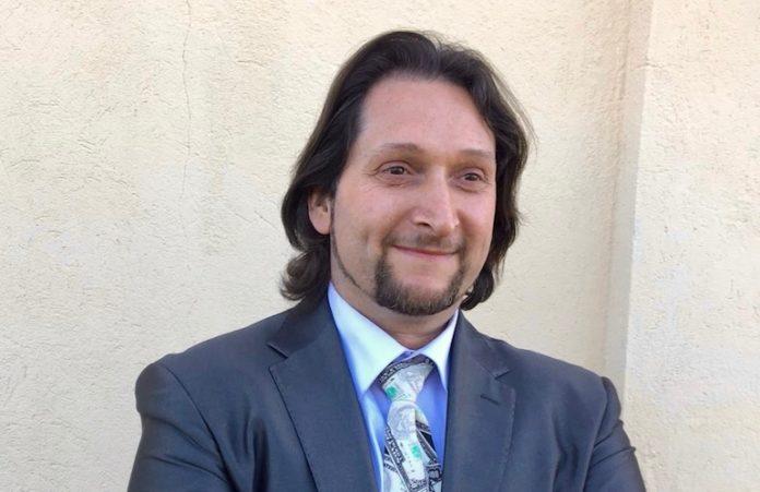 Il fabbro e assessore comunale di Bene Vagienna Marco Dotta, morto nel 2018 a 44 anni