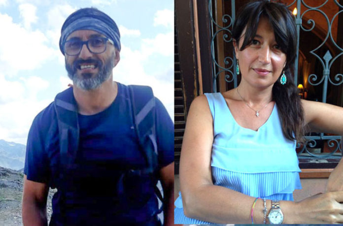 Davide Martini e Daniela Calandri dirigenti scolastici