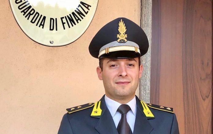 Il nuovo comandante della Guardia di finanza di Fossano