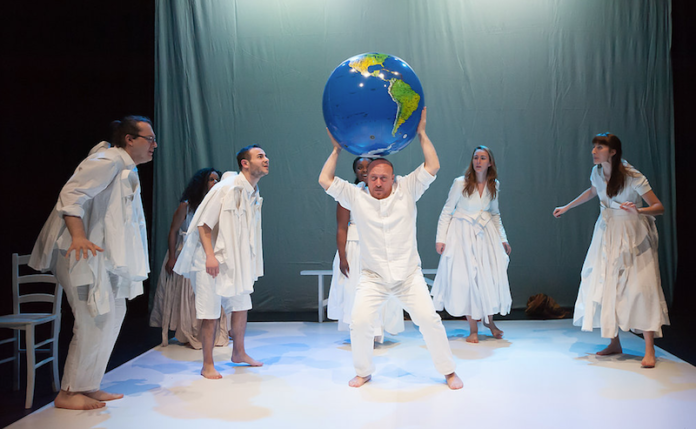 Spettacolo teatrale Umanità