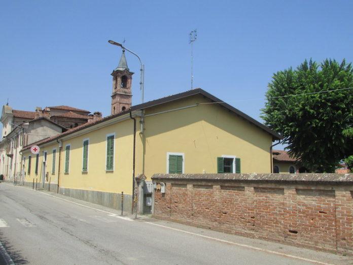 centallo, via san Michele: la nuova sede della Polizia locale