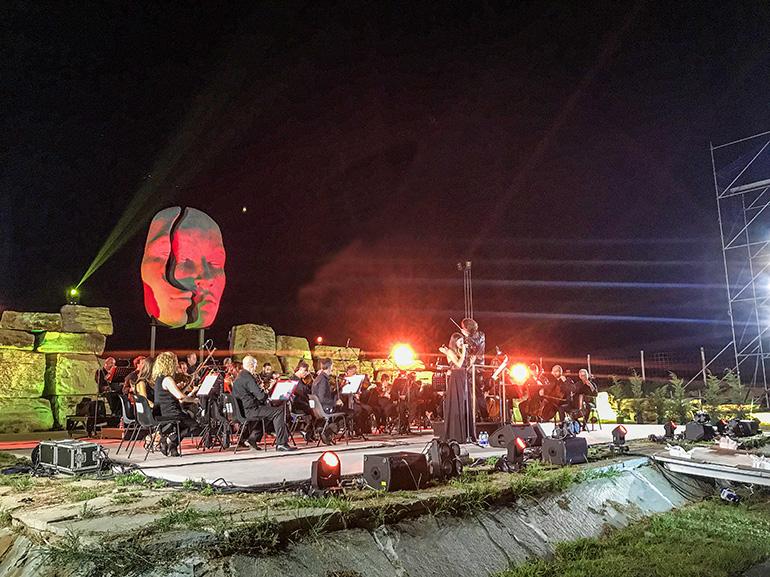 Orchestra sinfonica di Sanremo Anima festival