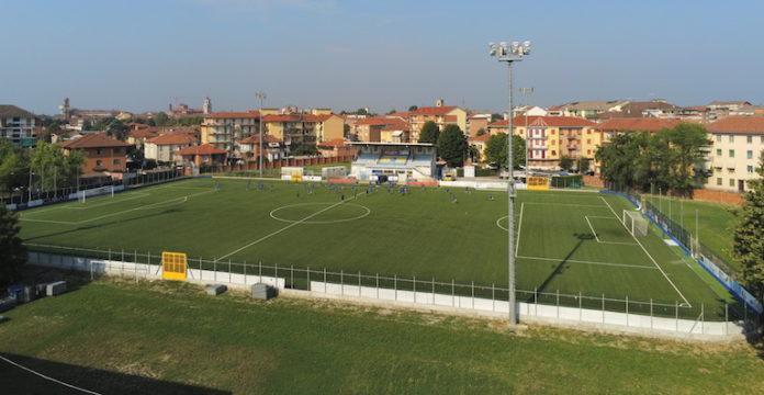 Fossano, stadio comunale Angelo Pochissimo