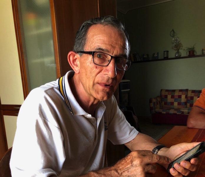 Bedino Mario, missionario in Venezuela originario di Piovani