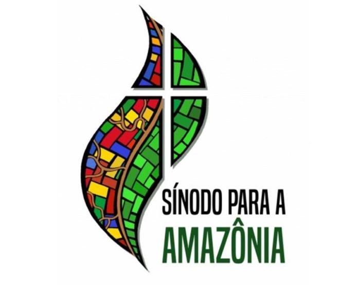 Il logo del Sinodo sull'Amazzonia