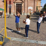 Villa giardini Falletti aperti + sport in piazza