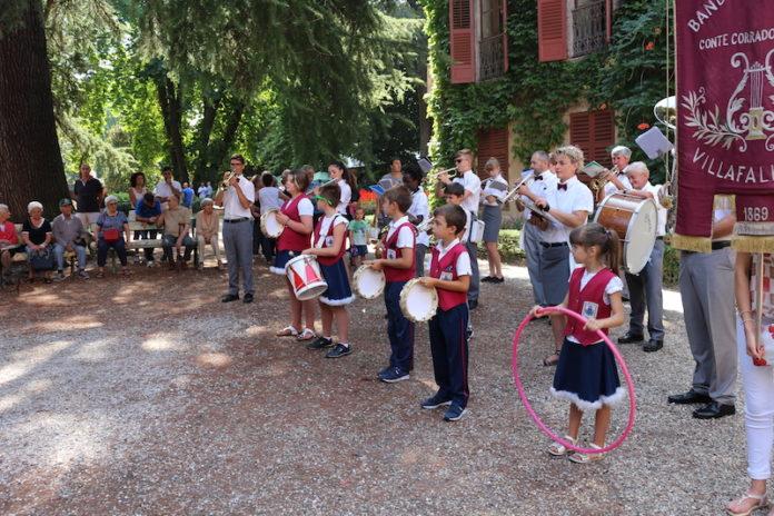 giardini aperti a casa Falletti