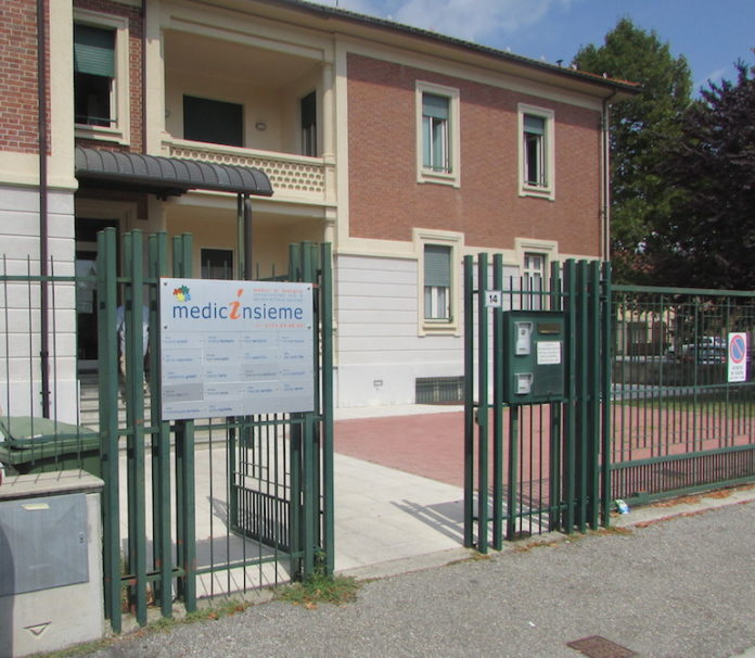 La sede di Medicinsieme