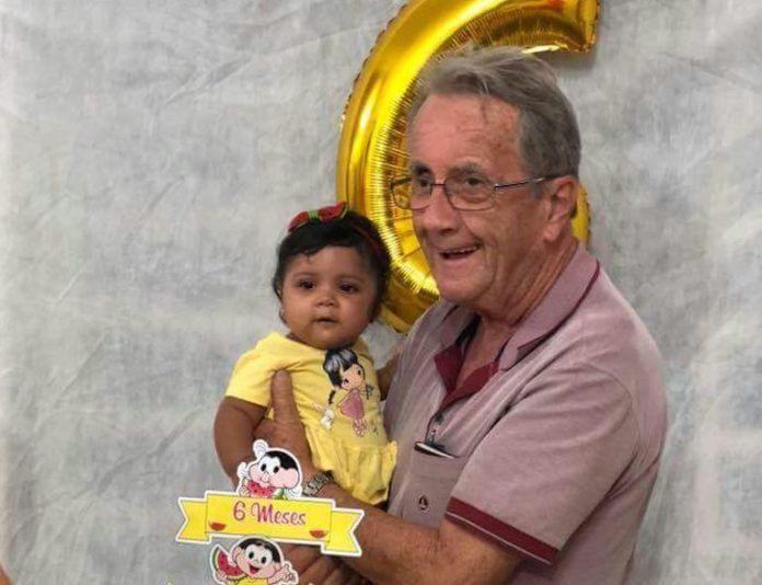 padre Luigi Bruno missionario in Brasile