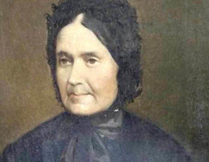 Maria Cirotti nata a Fossano nel 1815