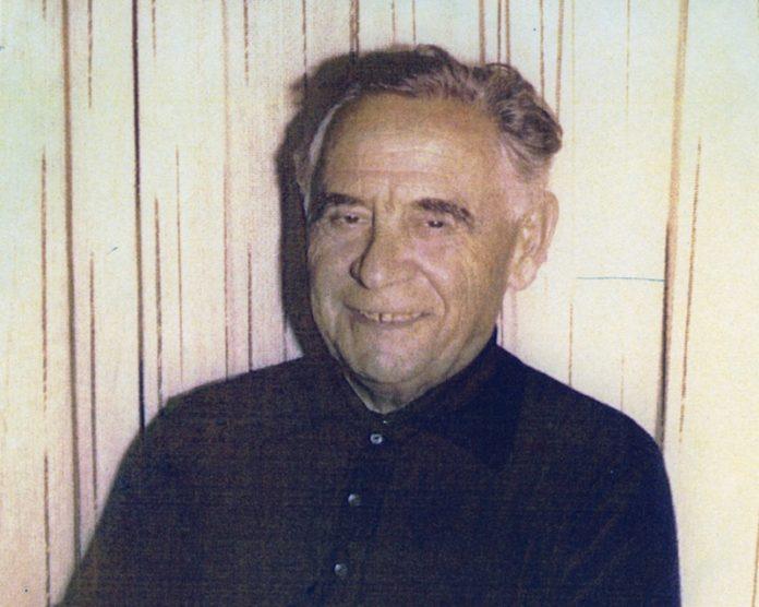 padre Giorgio Ferrero, missionario combinano, originario di Loreto
