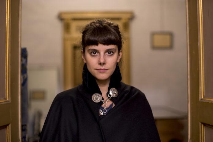 La giovane attrice fossanese Giulia Detto