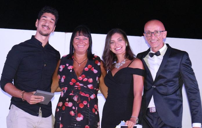 la premiazione del Grinzano festival