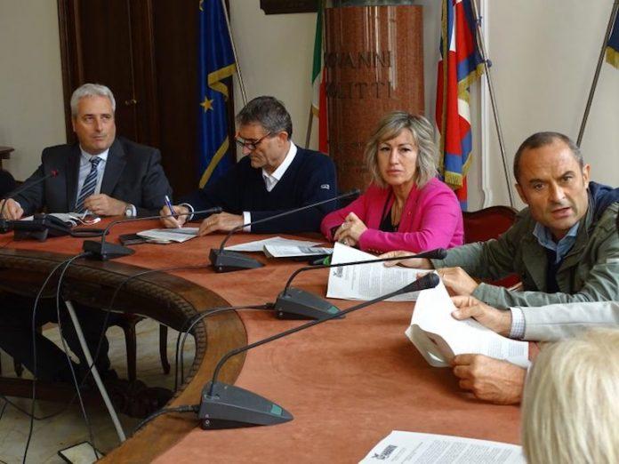 Provincia, l'incontro con i parlamentari