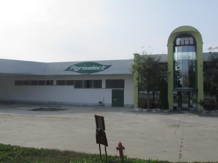 La sede di Agrigap a San Vittore